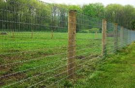 Woven Wire Fence Woven Wire Fencing Installation Shippensburg Pa And Harrisonburg Va Wire Fence Field Fence Welded Wire Fence