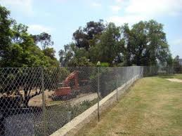 Construction Chain Link Fence Rental In Los Angeles Ventura San Luis Obispo Counties