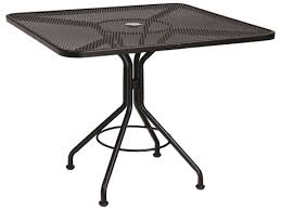 outdoor bistro tables from