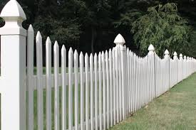 Picket Fence Vinyl Fence In Over A Dozen Picket Styles Vinyl Fence Panels White Picket Fence Vinyl Fence