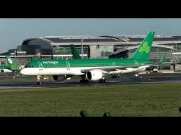 asl airlines ireland boeing 757 200