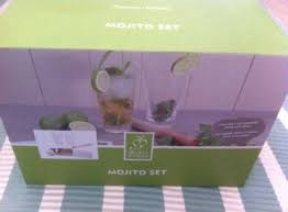grow your own mojito gift set