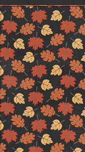 cute fall pattern wallpapers top free