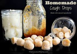 homemade cough drops all natural