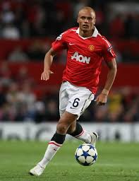 Sports Photos: Wes Brown of Manchester United