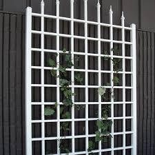 Vinyl Garden Trellis Panels Wayfair
