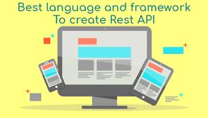framework to create rest api