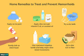 how hemorrhoids are treated