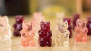 wine gummy bears recipe red white
