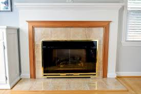 how to tile a fireplace even if it s