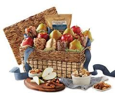 gift baskets fruit and food