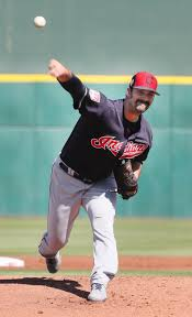 Cleveland Indians Adam Plutko pitched two shutout innings against ...