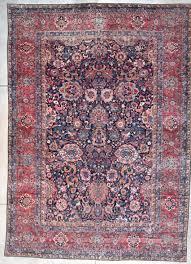 7802 antique sarouk persian rug 12 7 x