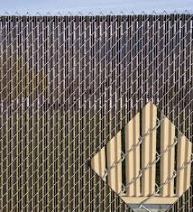 Ez Slat 4 Single Wall Chain Link Fence Slats At Menards