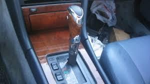 gear shifter on 1990 1994 lexus ls400