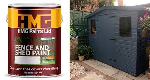 Hmg Fence And Shed Paint Brings Colour To Gardens Trade Decorator