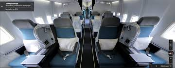 aer lingus snazzy new 757 business