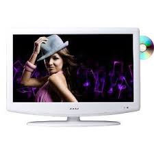 Amazon Com Favi L2626ea2 V Wh 26 Inch 720p Lcd Hdtv With Built In Dvd Player U Hdtv Lcd White Tv