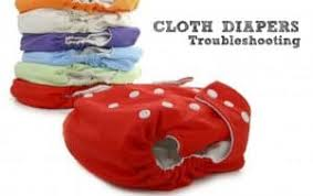 cloth diapers and homemade detergent