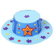 Bộ đồ chơi xếp hình nón tự làm cho bé