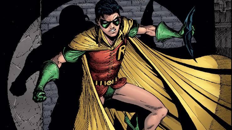 Dick Grayson's Final Scene In Titans 1