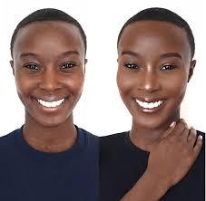 everyday dark skin makeup tutorial for