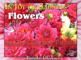 quotes about beautiful flower quotes
