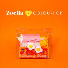 colourpop breakfast collection new