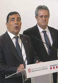 El Consejero Catalan De Interior Garantiza Que Los Mossos