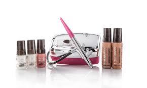 luminess airbrush cosmetics kit
