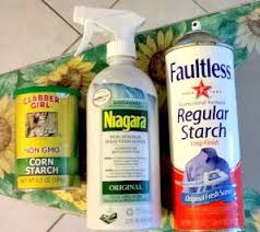 getting to know laundry starch how to