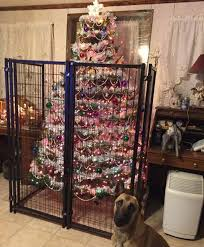 40 Genius People Who Found A Way To Protect Their Christmas Trees From Asshole Cats And Dogs Bored Panda