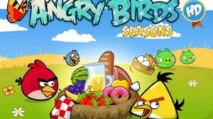 Download Angry Birds Seasons for PC: Full Cracked Version