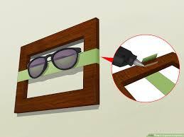 how to organize sunglasses 10 steps