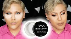 flashback test nyx hd studio powder