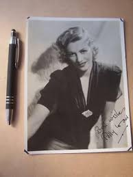 POLLY WARD Autograph (ORA1) - £18.00 | PicClick UK