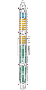 a340 600 config 1 lufthansa seat