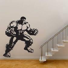 Hulk The Avengers Vinyl Wall Art Decal