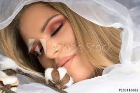 blonde make up model beauty makeup