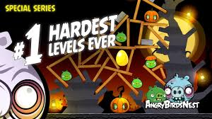 Replaying the Hardest Angry Birds Levels of All Time - Part 1 ...
