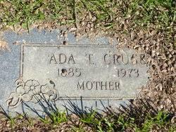 Ada Thomas Dykes Cruse (1886-1973) - Find A Grave Memorial