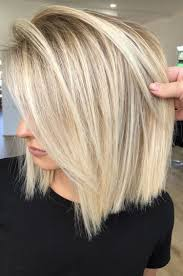 Bob Hairstyles Color Blondes 40 Banging Blonde Bob And Blonde Lob
