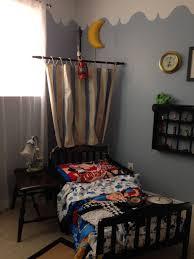 Grandsons Lost Boys Room Almost Done Room Boys Bedding Boy S Room
