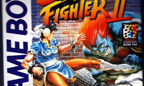 streetfighter 2 video game finally
