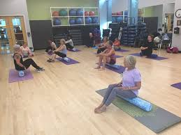 Great foam rolling session with Ada... - Powell Wellness Center | Facebook