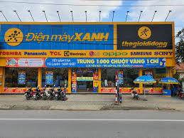 Siêu thị Điện máy XANH Cam Lộ, Quảng Trị