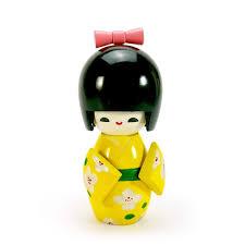 Búp Bê Kokeshi Nhật Bản (Lớn) - Padogi – PADOGI