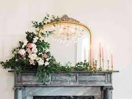 21 wedding fireplace decor ideas to