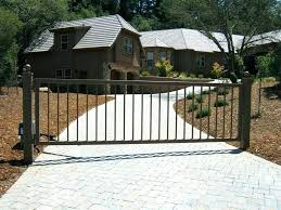 Types Of Automatic Gate Fences