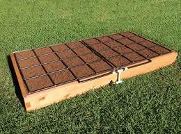 4 8 raised garden kit w garden grids